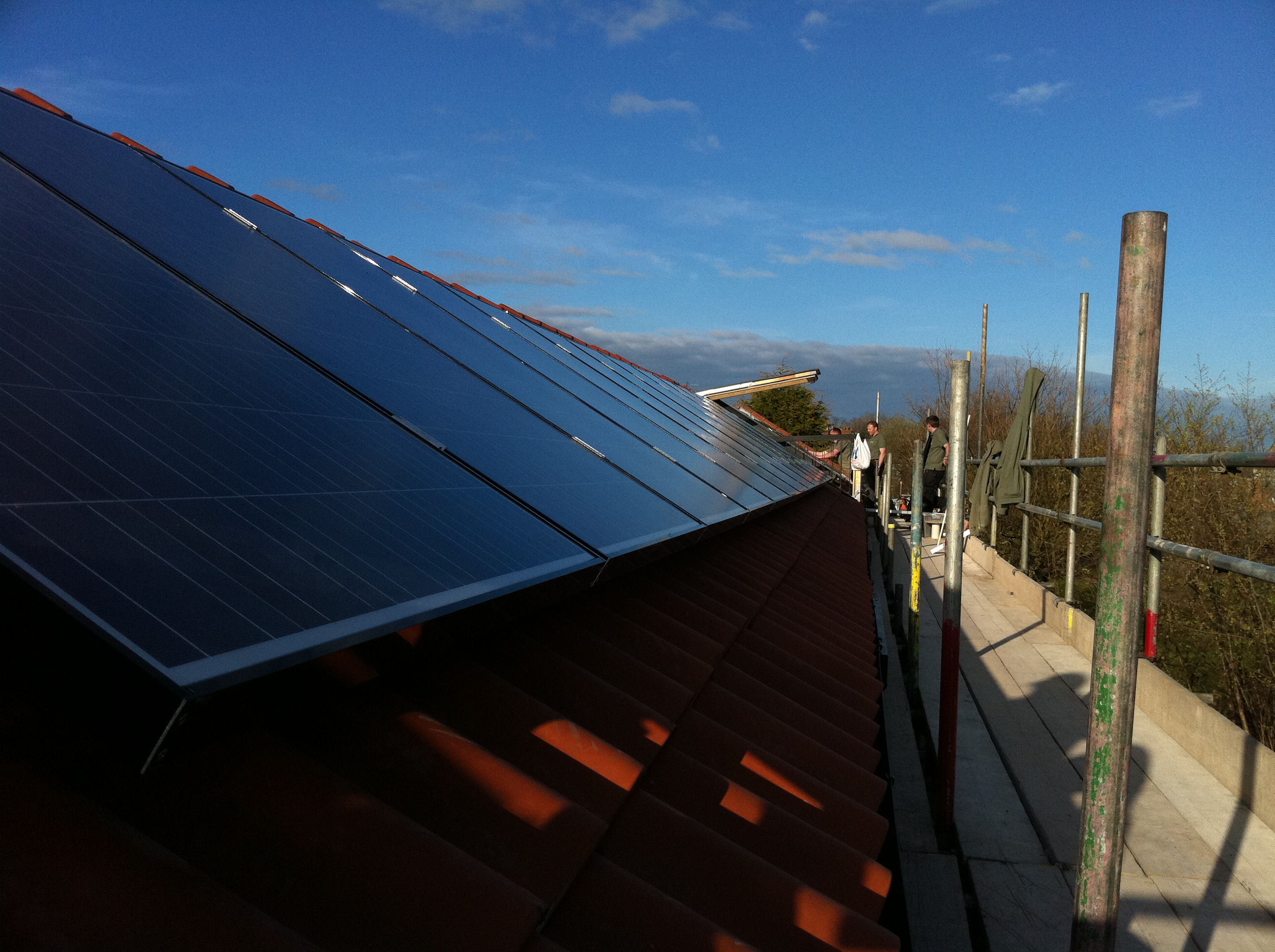 Housing Association Case Study Amelio Solar Energy